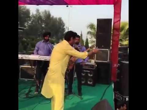 Harbhajan Maan live wedding