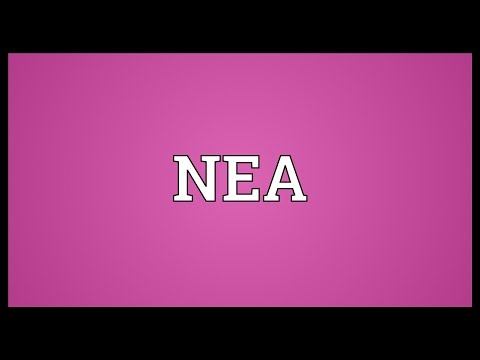 NEA Meaning