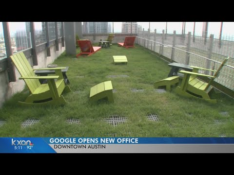Google Opens New Downtown Austin Office