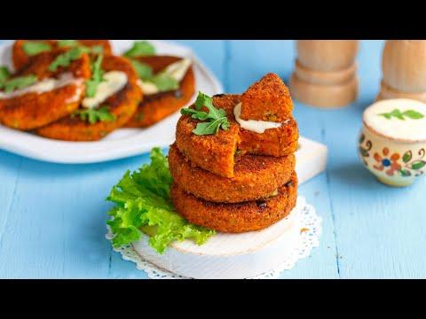 Морковные котлеты постные рецепты