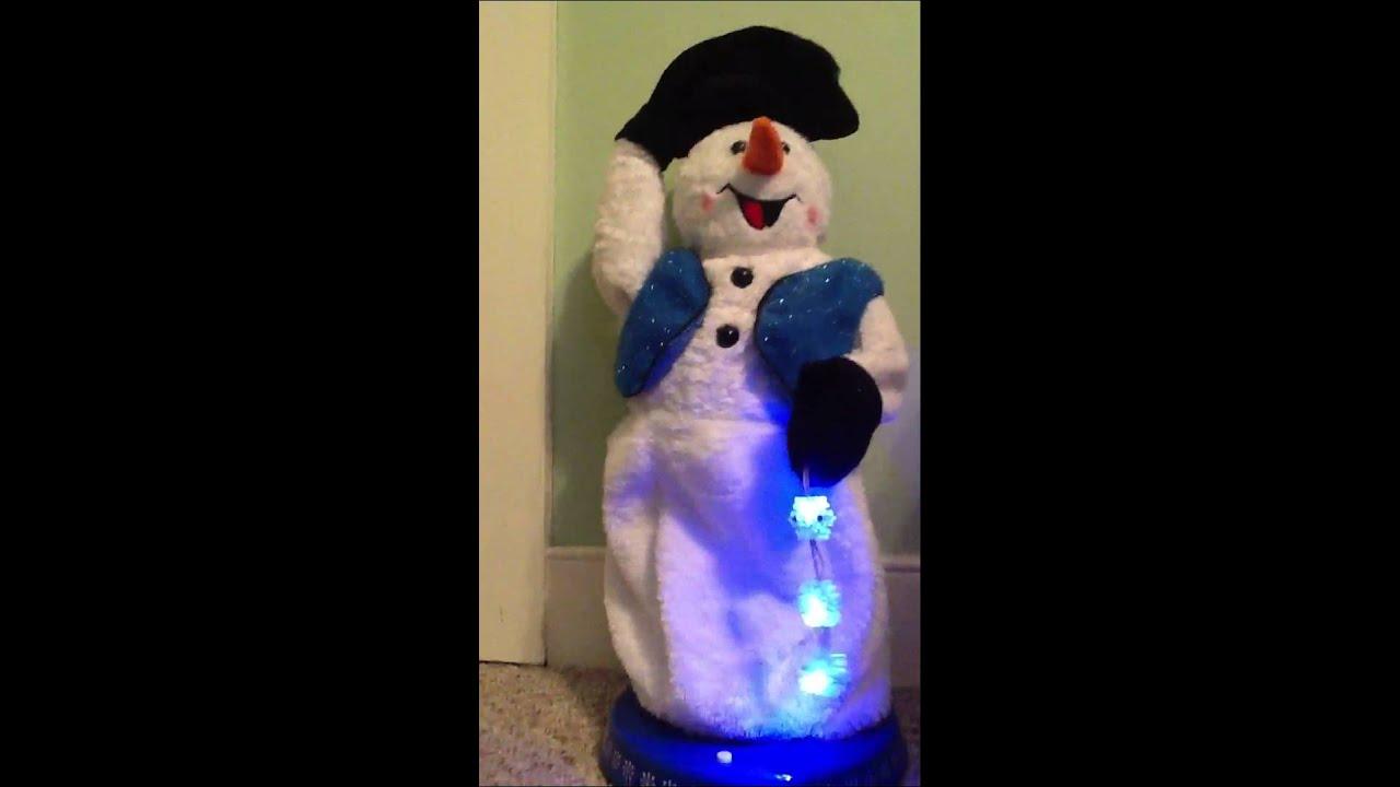 Mr.white Christmas - YouTube