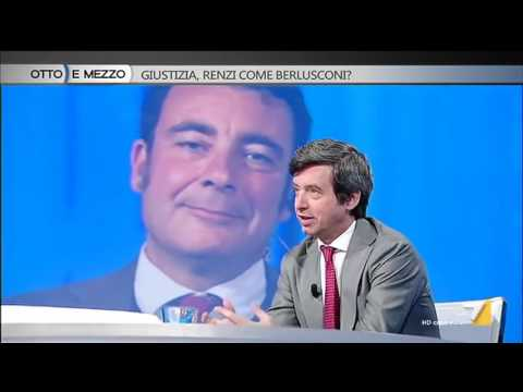 Ministro Orlando: l'intercettazione della telefonata tra Matteo Renzi e il padre probabilmente ...