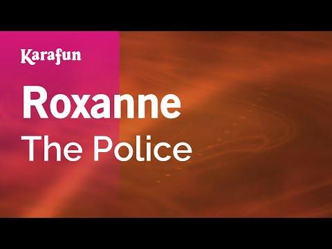 Karaoke Roxanne - The Police *