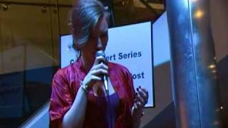 "Andrea Wood Trio Performs @ Atlas ""Cafe Concert"""
