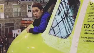 Ирина Горбачёва   Инстаграм   Самолеты