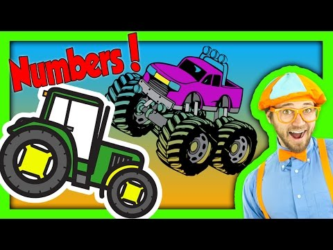 Numbers Song - Numbers for Kids 1 to 5