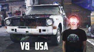ГАЗ 24 | ВОЛГА НА V8 #2