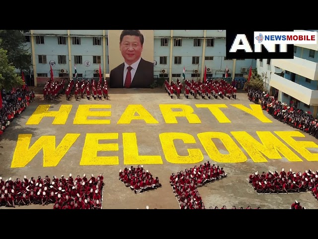 In Pictures: Chennai welcomes PM Modi & President Xi Jinping