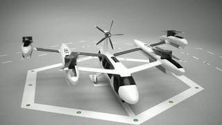 Uber reveals new drone-like prototype to create aerial taxi service by 2023