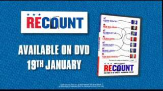 Recount | TRAILER | HBO Films
