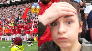 Фото THE MOMENT CR ST ANO RONALDO SCORED FOR MANCHESTER UN TED At OLD TRAFFORD