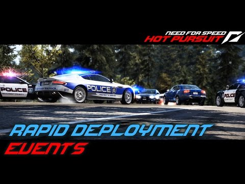 Need for Speed: Hot Pursuit (2010) - Rapid Deployment Events (PC)