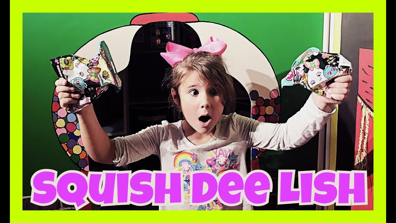 Squish Delish Series 4 : NEW Squish Dee Lish Series 2 Unboxing RARE Squishy EmmyKat FREAKS ?? - YouTube