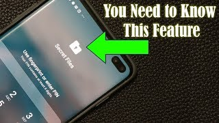 Galaxy S10 and S10 Plus: You Need to Know This Feature