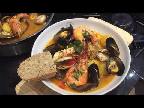 soupe-de-poisson-aux-fruits-de-mer---recette-facile