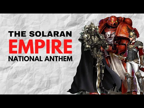 LordAvatarII - The Solaran Empire (National Anthem) [Official Music Video]