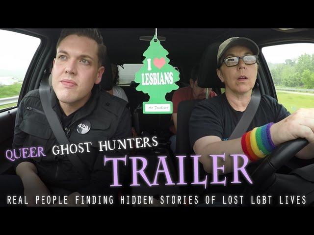 QUEER Ghost Hunters-Hunting QUEER ghosts!
