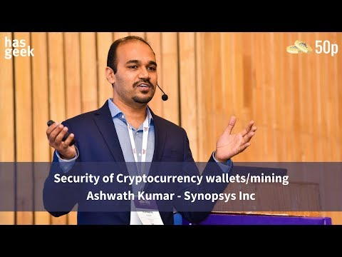 Security of Cryptocurrency wallets/mining - Ashwath Kumar