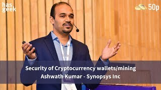 Security of Cryptocurrency wallets/mining