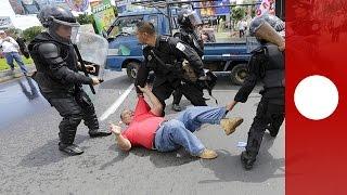 Violences en marge des élections au Nicaragua