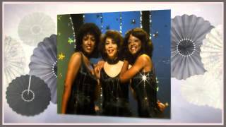 THE THREE DEGREES sugar on sunday