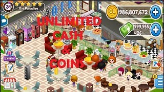 Cafeland Cheat Cash, Coins and Many Other