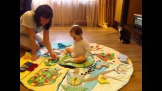 видео Развивающие игрушки для детей своими руками
