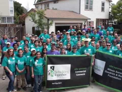 2015 National Rebuilding Day - East Palo Alto, CA