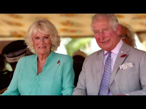 Charles & Camilla Receive Warm Welcome In The Gambia! Royal Visit Africa 2018