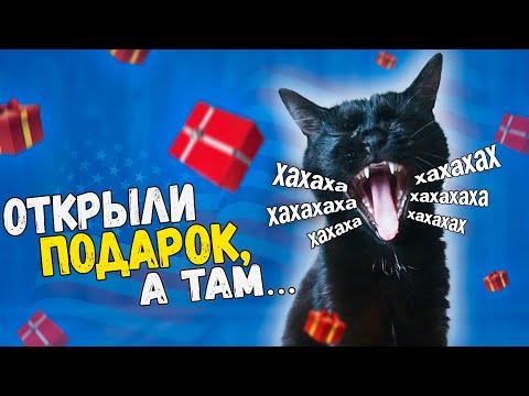 РАСПАКОВКА посылки из Америки. МЫ В ШОКЕ! / SANI Vlog