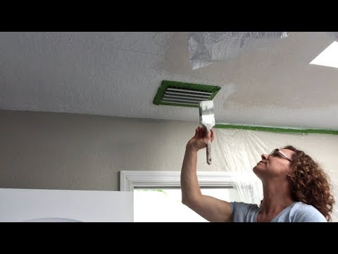 How to Paint Ceilings Beginners Guide