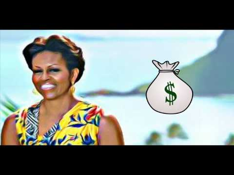 Michelle Obama stays in Hawaii