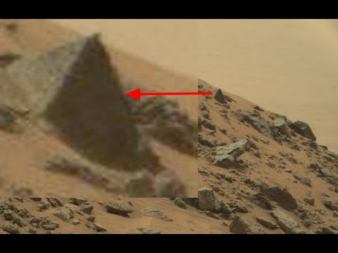 The Ten Most Mysterious Things Found On Mars