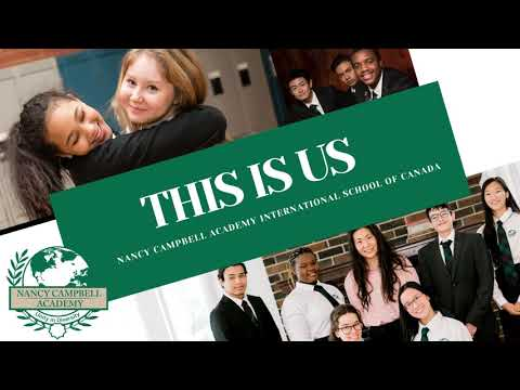 This Is Us: Choose Happiness, Choose Nancy Campbell Academy