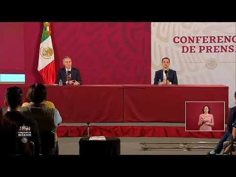 #ConferenciaDePrensa: #Coronavirus #COVID19 #QuédateEnCasa | 9 De Abril De 2020