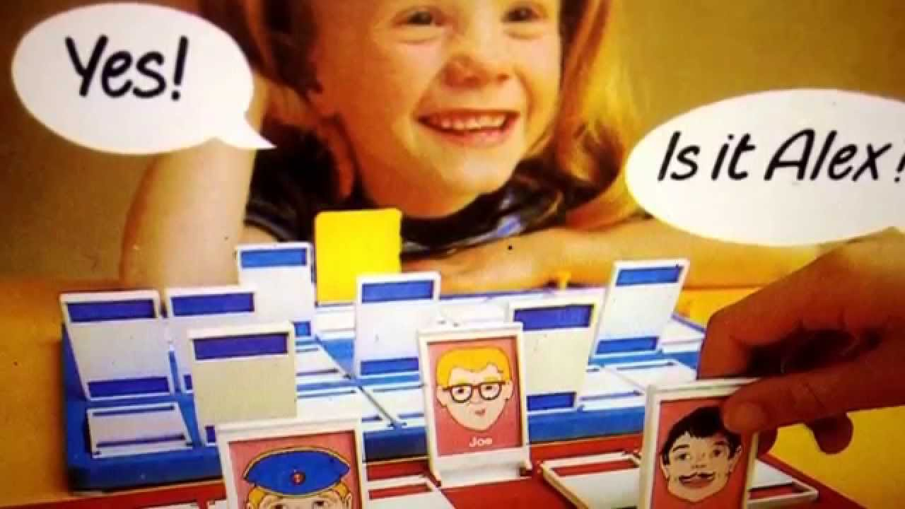 how to play guess who i am game
