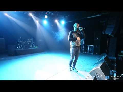 Каспийский Груз - Давай Уедем (live 2014)