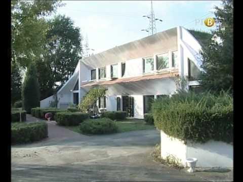 Self-Heating Eco-House Concept - Solar Earth Sheltered House - Zeleni Sat RTVojvodine