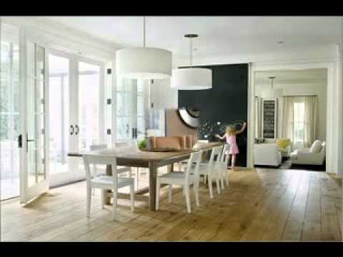 Ceiling lights ideas for dining room - YouTube