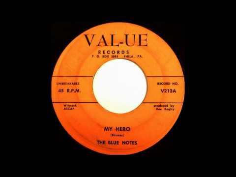 My Hero - The Blue Notes-1965 VAL-UE 213.wmv