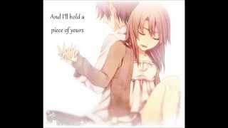Nightcore - Paper Hearts♥ [Lyrics]