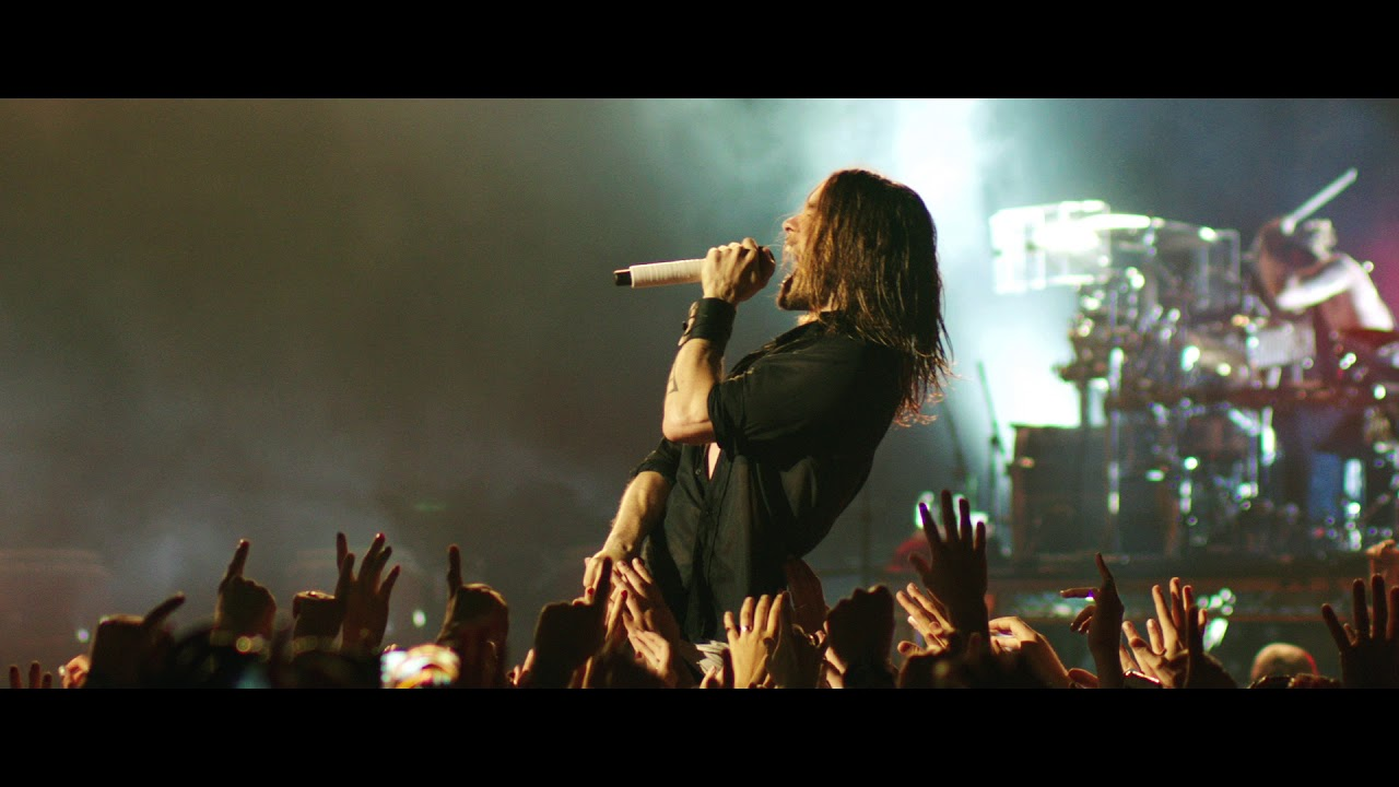 THIRTY SECONDS TO MARS - THE MONOLITH TOUR 2018 - YouTube