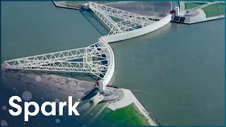 How Did They Build That?: Taking on The Sea (Full Engineering Documentary) | Spark