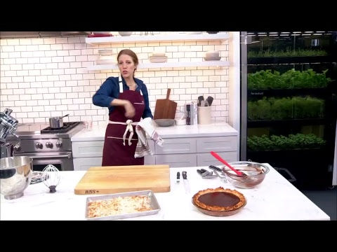 Real Simple Cooking School: How to Make 5-ingredient Creamy Chocolate Coconut Pie