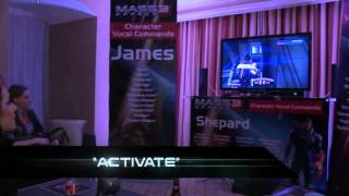 Mass Effect 3 With Kinect Xbox 360