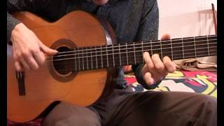 Урок гитары 2: как играть