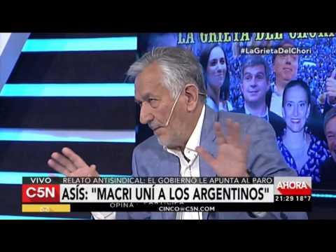 Nuevo cruce entre Guillermo Moreno y Alejandro Bercovich (C5N)