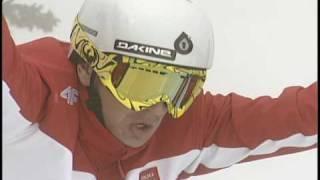 Team Poland Snowboard X Training Big White Kelowna 2010.avi