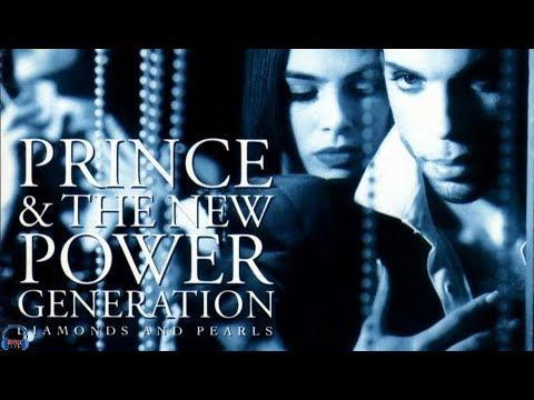 Prince Diamonds and Pearls (Instrumental Karaoke version) with lyrics