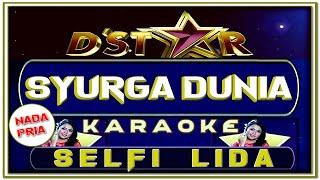 Download Mp3 Lagu Karaoke Surga Dunia Nada Pria Versi Selfi D'asia